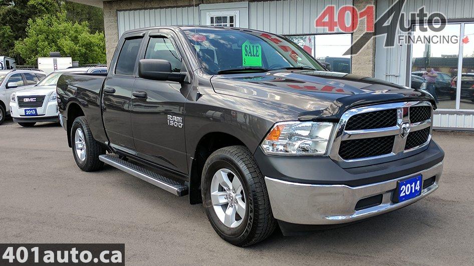 2014 Dodge Ram 2wd